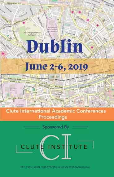 Dublin Proceedings Cover