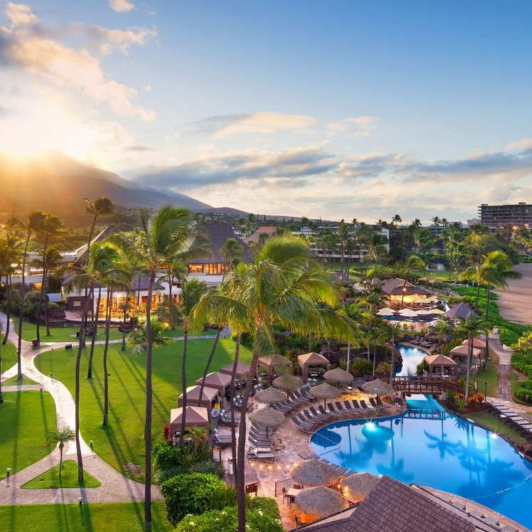 Sheraton Maui Spa & Resort
